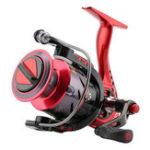 Оригинал SeaKnightPUCK2000-50005.2:19 + 1BB Ультра легкий алюминиевый прядильный Рыбалка Reel 9KG Drag Sea Рыбалка