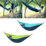Оригинал XIAOMIКачелидлякатаниянагамаке 1-2Персональные парашютные гамаки Максимальная нагрузка 300 кг для На открытом воздухе Кемпинг Качели