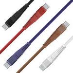 Оригинал Bakeey Hi-Tensile Type C Кабельный плетеный зарядный кабель для передачи данных 1M Для Oneplus 6 5T Xiaomi Mi8 Mi A1 S9 +