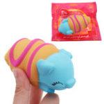 Оригинал Meistoyland Squishy 8 см Kawaii мультфильм животных медленно растущий Squeeze игрушка стресс подарочная коллекция