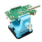 Оригинал Pro'skit PD-372 Mini Vise Bench Рабочий стол Винт Bench для DIY Craft Module Fixed Repair Инструмент