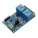 Оригинал DC12V 2-канальный Bluetooth Реле IOT Smart Home APP Дистанционное Управление Switch