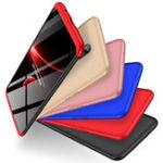 Оригинал Bakeey ™ 3 in 1 Double Dip 360 ° Полная защита ПК Защитный чехол для OnePlus 6