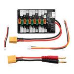 Оригинал XT30 Plug 1S-3S Lipo Батарея Версия для обновления Параллельная плата для зарядки для IMAX B6 Балансировочное зарядное устройство