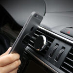 Оригинал МагнитныйАвтоAirVentAromatherapyPhone Holder Воздухоочиститель Подставки для крепежа для iPhone Iphone X