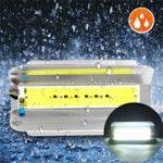 Оригинал  50W High Power LED Flood Light COB Водонепроницаемы Lodine-tungsten Лампа Для На открытом воздухе Сад AC180-260V