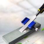 Оригинал ТочилкадлякухниSharpeningAnglerSharpening Chisel Угловой инструмент Кухонный нож Точилки Заточка резца Инструмент