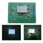 Оригинал 4 канала 4-20 мА Плата модуля генератора сигналов с 12864 цифровыми LCD Дисплей