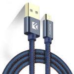 Оригинал FLOVEME Двойной микро USB быстрый зарядный кабель для передачи данных 1M Для Xiaomi Redmi 6 5 Plus Примечание 5 4X S7 S6