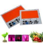 Оригинал  100W / 150W 380-840nm Полный спектр Растение Grow COB Led Chip Light 100-110lm / W AC180-300V