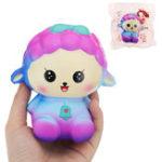Оригинал Cooland Lohan Кукла Squishy 11,5 * 11 * 8.5CM Медленный рост с подарком коллекции упаковки Soft Игрушка