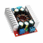 Оригинал 15A Синхронный Rectified Buck Регулируемый вход 4-32V к выходу 1.2-32V Step Down Converter Module