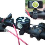 Оригинал XANESXL20650LMXM-L2T6LED Передний фонарь велосипеда 3 режима вращения 360 ° Водонепроницаемы Шина Форма Фара