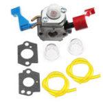 Оригинал 7Pcs Carburetor Carb Blower Топливная линия Набор Для Poulan Snapper Craftsman 530071632