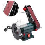 Оригинал  6 дюймов 150 мм Скамья для шлифования Ремень Шлифовальная машина для шлифования шлифовального станка Sander Sharpener