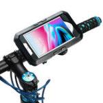 Оригинал IPX8ВодонепроницаемыДержательдлявелосипедов/ велосипедов Handlebar Защитный Чехол Для iPhone 7 Plus/iPhone 8 Plus