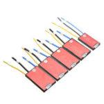 Оригинал 24V 7S 45A 18650 Литий-ионный липолимер Батарея BMS PCB PCM Батарея Защитная плата для Ebike Ebicycle