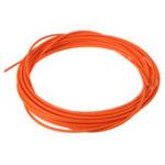 Оригинал 2шт Оранжевый 5м 1.75мм PCL Филамент для 3D-печати Ручка Нетоксичный и безвкусный и деградируемый