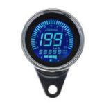 Оригинал 10000RPM мотоцикл LCD Одометр Спидометр Масло Метр Интегрированный
