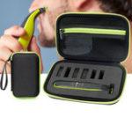 Оригинал Чехол для бритвы для переноски Чехол для Philips Norelco Oneblade Hydbrid Electric Волосы Триммер Бритва QP2520