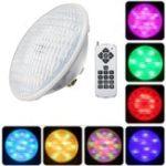 Оригинал 24W RGB Дистанционное Управление 72 LED Плавание Бассейн Свет Водонепроницаемы Ночной свет Atmostphere Light