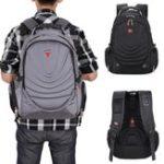 Оригинал   S-518103 Mens Travel Backpack Восхождение Рюкзак Компьютерный ноутбук Сумка 16 дюймов
