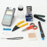 Оригинал LiteArk TK16 11-IN-1 Волоконно-оптический FTTH Набор Набор Измеритель мощности FC-6S Fiber Cleaver