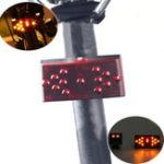 Оригинал XANESSTL06COBLEDБеспроводнойДистанционное Управление Smart Bike Tail Light USB зарядка предупреждающий свет
