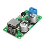 Оригинал 5pcs 5V 5A DC USB Buck Модуль USB зарядка Step Down Power Board Высокая текущая поддержка QC3.0 Quick Charger