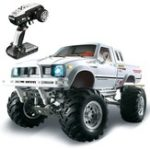 Оригинал HGP4071/102.4G4WDRally Rc Авто TOYATO Metal 4X 4 Пикап для скалолазания RTR Toy