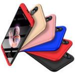 Оригинал Bakeey™3в1Double Dip 360 ° Полная защита ПК Защитная Чехол Для Xiaomi RedmiS2