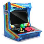 Оригинал PandoraBox Hero 5 2000 in 1 Single Палка Аркадная игровая консоль с экраном Дисплей