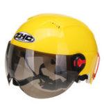 Оригинал мотоцикл Half Helmet Open Face Cycling На открытом воздухе Спортивные шлепанцы для солнцезащитных шлемов