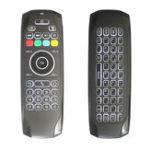 Оригинал G72.4GБеспроводнаябелаяподсветкаAir Мышь Клавиатура Для Smart TV / Android Коробка / Xbox / Ноутбук / Проектор