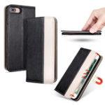 Оригинал BakeeyПремиуммагнитныйслотдлякарт памяти Kickstand Защитный Чехол Для iPhone 7 Plus/8 Plus