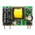 Оригинал 10шт Вертикальный ACDC220V до 5V 400mA 2W Модуль коммутации питания для Smart Home