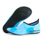 Оригинал NaturehikeМужчиныBreathableУдобноеподводноеплавание Носки Обувь Quick Dry Wading Swimming Пляжный Обувь