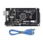 Оригинал MKS-Mega 2560 Модуль Ramps 1.4 DIY Контроллер 24V для Arduino R3 Плата с USB-кабелем Детали 3D-принтера