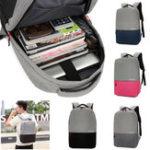 Оригинал Мужские 15,6 дюймов Рюкзак для ноутбука Сумка Travel Sports Day Notebook Knapsack Женское Школа Сумки