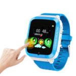 Оригинал Bakeey 1.54inch Сенсорный экран LBS Расположение Дистанционный Монитор Телефонный звонок SOS камера Kids Smart Watch