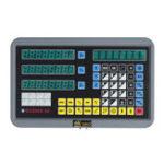 Оригинал 3 Axis DRO Цифровое считывание Дисплей Измеритель с 3шт Линейный Весы для фрезерного станка