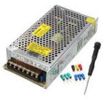 Оригинал LCD Дисплей 0-5V 40A 200W Регулируемый источник питания переменного тока AC 110 / 220V
