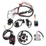 Оригинал Жгут электропроводки Провод Loom CDI Мотор Комплект статора для ATV QUAD 150/200 / 250CC