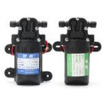 Оригинал 12V 3.5L / M Micro Electric Diaphragm Self Priming Water Насос 4 фута / 2 фута для каравана RV Лодка Сад