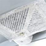 Оригинал 2штУниверсальныйнетканыйкухонныйвытяжнойфильтр Маслопоглощающая бумага Анти Фильтры для хлопчатобумажных фильтров дл