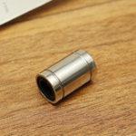 Оригинал EleksMaker® LM8UU Линейный шарикоподшипник DIY Замена деталей принтера для гравировального станка ⌀15мм * 24мм
