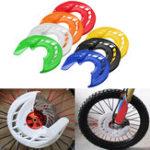 Оригинал Универсальная передняя защитная крышка тормозного диска для KTM / Honda / YAMAHA Motocross