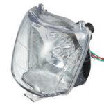 Оригинал 12V 35W Передний свет LED Основная фара для 50cc 70cc 90cc 110cc 125cc Mini Atv Quad Bugg Buggy