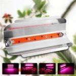 Оригинал 50W LED Полный Спектр Растение Цветок Grow Light Водонепроницаемы Lodine Tungsten Лампа AC185-265V