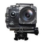 Оригинал M1 Mstar MSC8328Q Водонепроницаемы 4K 30FPS 170 градусов WIFI Встроенный Микрофон Спорт камера